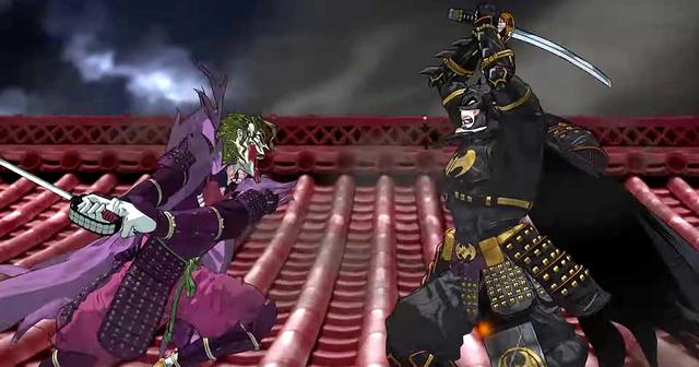 画像: 'Batman Ninja' anime movie turns the Dark Knight into a samurai
