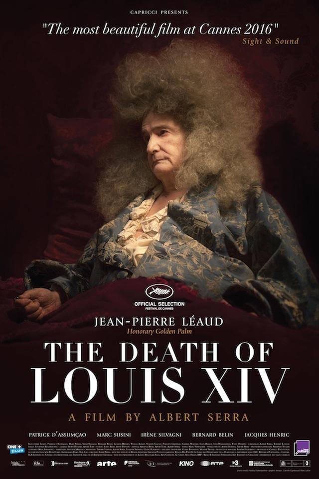 画像: 『ルイ14世の死』海外ポスター