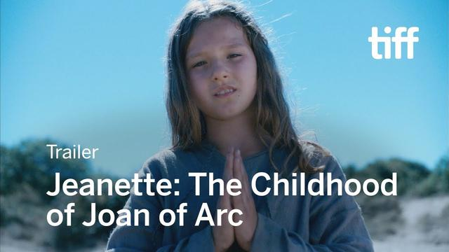 画像: JEANNETTE: THE CHILDHOOD OF JOAN OF ARC Trailer | TIFF 2017 youtu.be