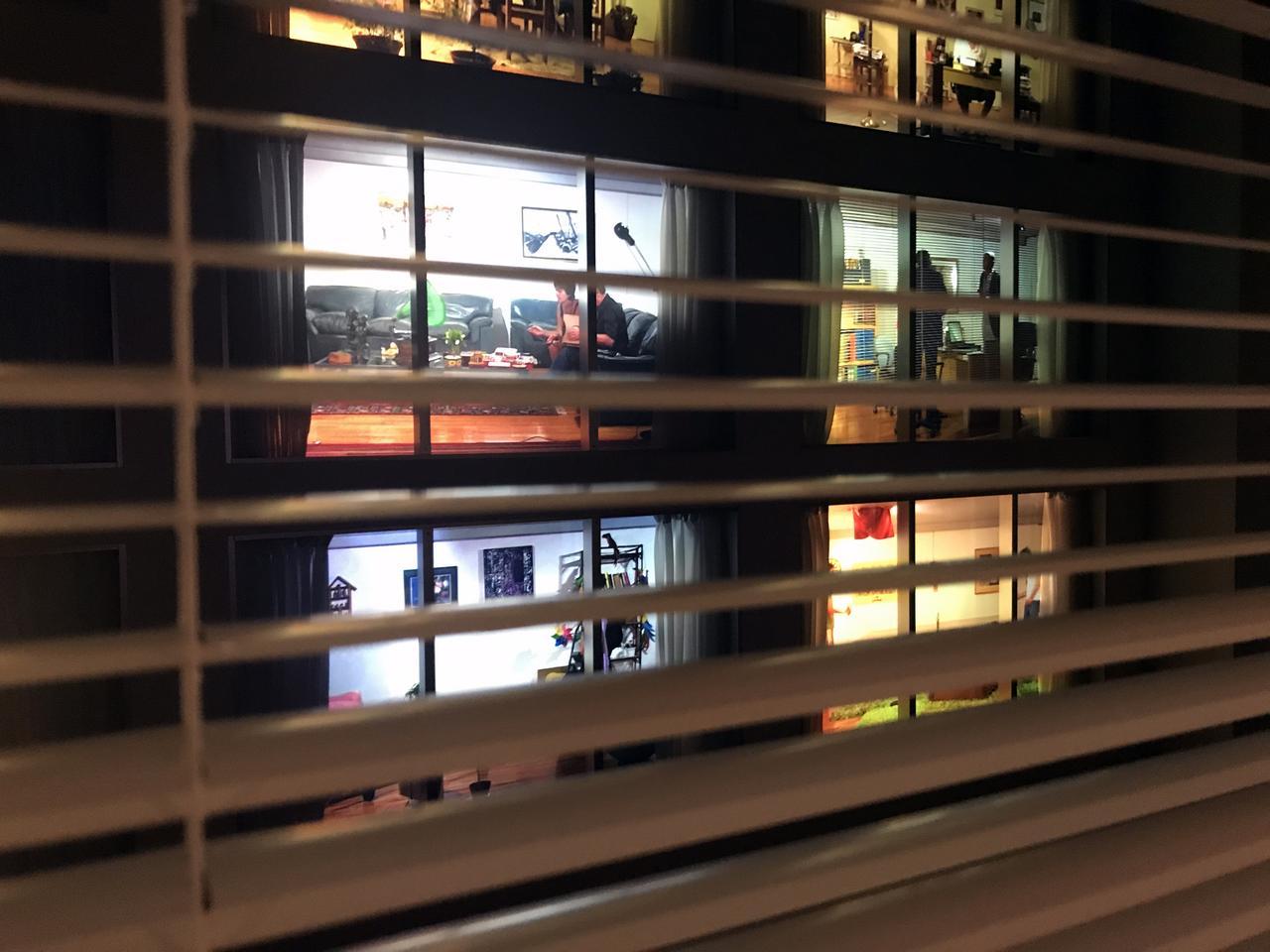 画像: 《眺め》 The View 部分の拡大。 photo©cinefil:ms