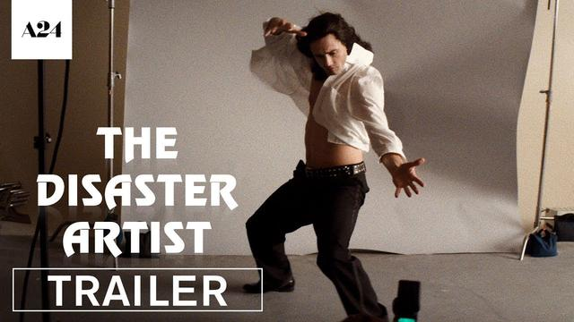 画像: The Disaster Artist | Official Trailer HD | A24 youtu.be