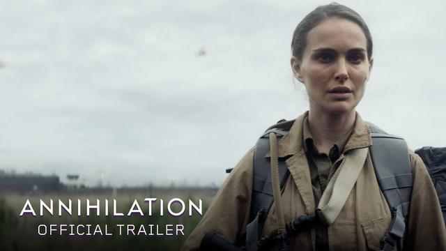 画像: Annihilation (2018) - Official Trailer - Paramount Pictures youtu.be