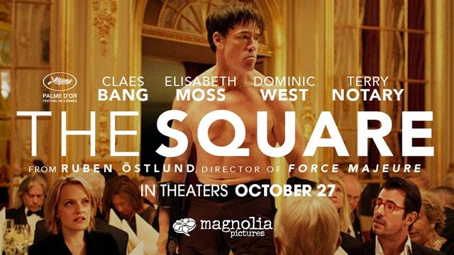 画像: The Square - Official Trailer youtu.be
