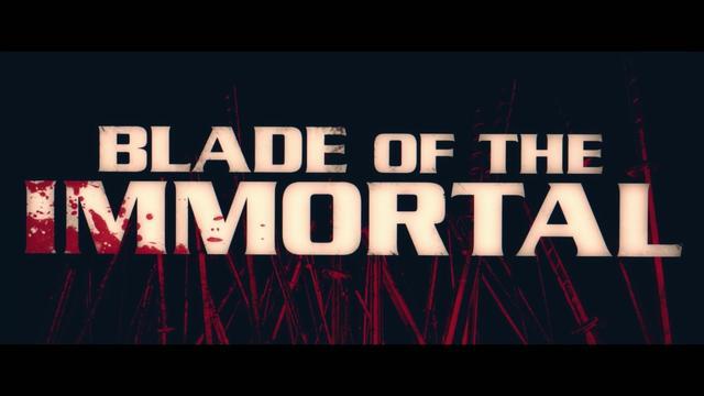 画像: Blade of the Immortal - Official Trailer youtu.be