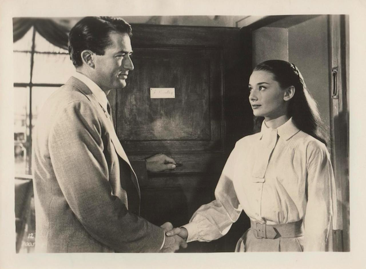 画像: 『ローマの休日』 © 1953 Paramount Pictures Corporation. All Rights Reserved.