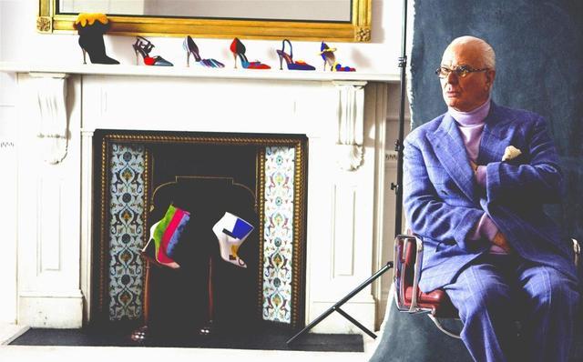 画像: 『マノロ・ブラニク トカゲに靴を作った少年』予告