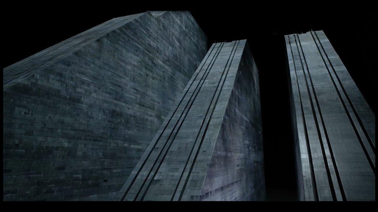 画像: Weta Workshop - Blade Runner 2049 Miniatures - YouTube youtu.be
