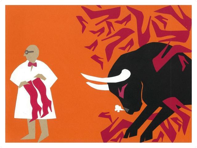 画像8: マノロと45年以上友人であり、アーティストでもある監督が書き下ろし! マノロ・ブラニクをイメージした コミカルでキュートなイラスト14点を一挙公開!