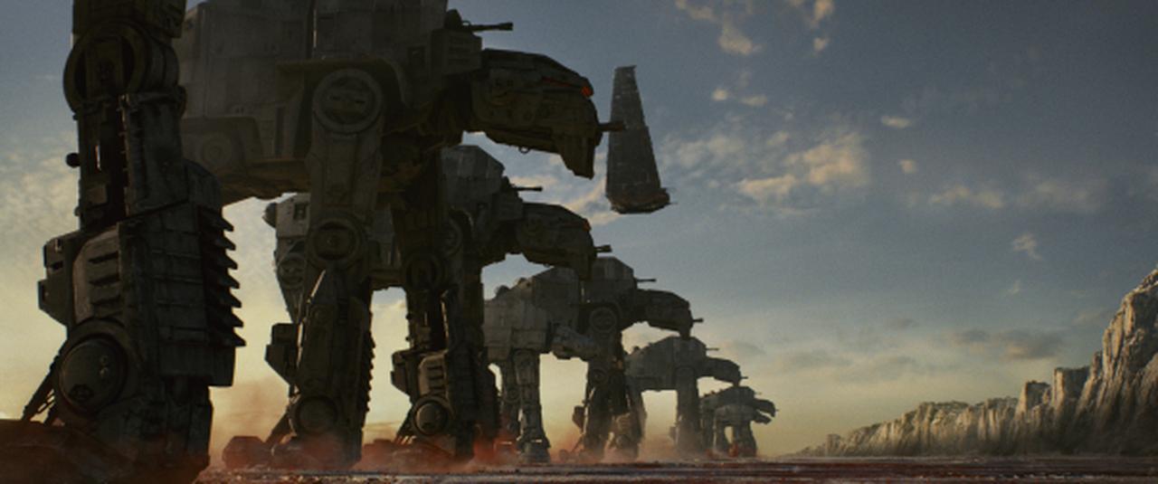 画像: Oscars' VFX Shortlist: 'The Last Jedi', 'Shape Of Water', 'Valerian' & More