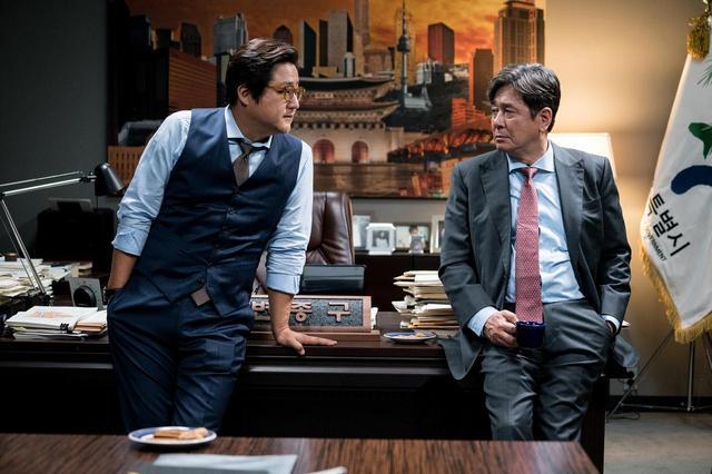 画像2: チェ・ミンシクとクァク・ドウォン、その他韓国映画界を代表する豪華キャスト共演ー衝撃のポリティカル・サスペンス『ザ・メイヤー 特別市民』予告