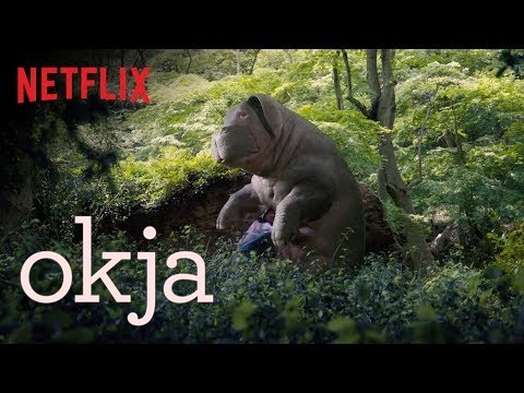 画像: Okja   Official Trailer [HD]   Netflix youtu.be