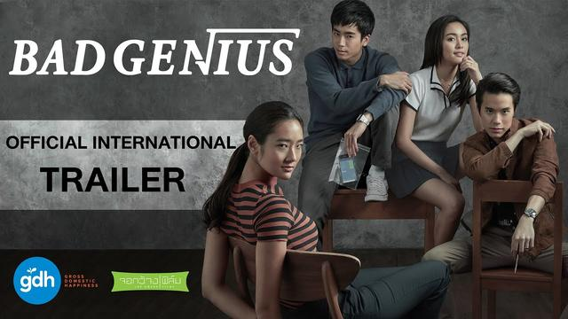 画像: BAD GENIUS Official International Trailer (2017) | GDH www.youtube.com