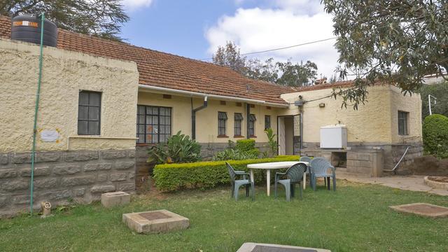 画像: 日本学術振興会のナイロビ研究連絡センター
