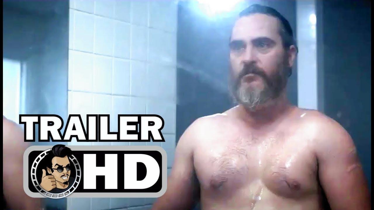 画像: YOU WERE NEVER REALLY HERE Official Trailer (2017) Joaquin Phoenix Thriller Movie HD youtu.be