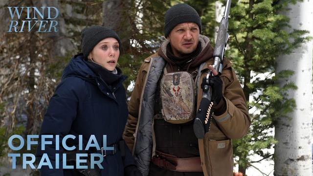画像: WIND RIVER - Official US Trailer youtu.be