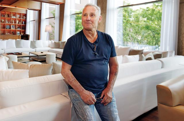 画像: Studio 54's Ian Schrager Opens His First Club Post-Presidential Pardon