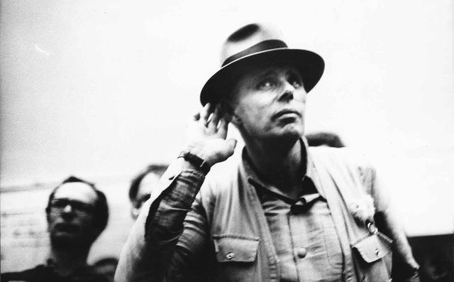 画像: Film Forum · BEUYS