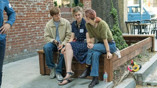 画像: 'Lady Bird' Named Best Film of 2017 by National Society of Film Critics