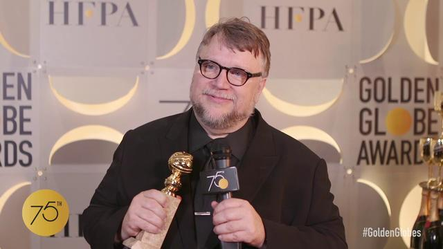 画像: Guillermo del Toro youtu.be