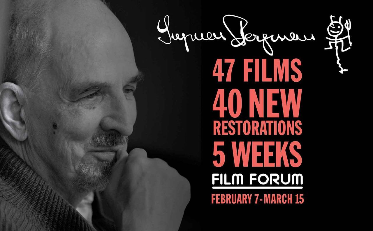 画像: Film Forum · INGMAR BERGMAN<br />CENTENNIAL RETROSPECTIVE