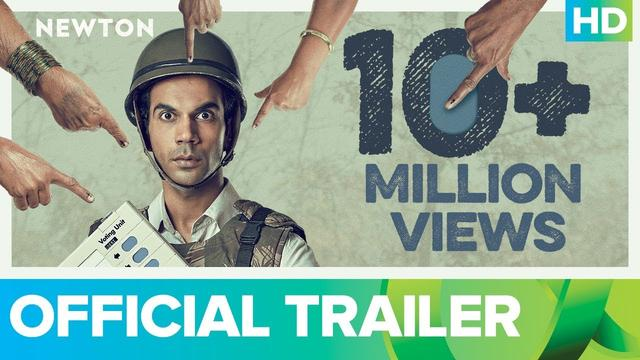 画像: Newton | Official Trailer | Rajkummar Rao youtu.be