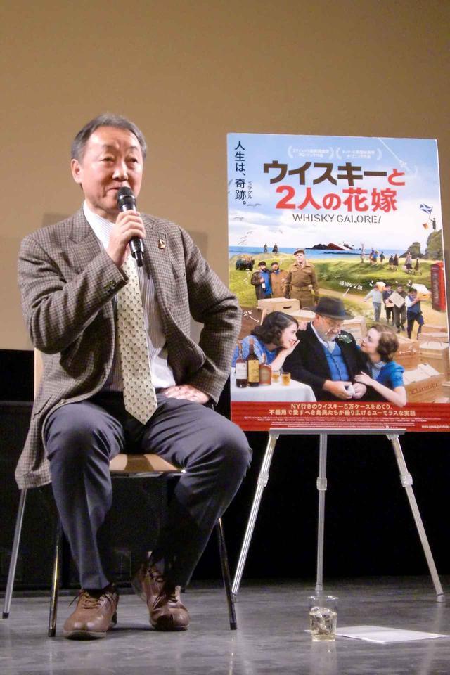 画像2: 「マッサン」で監修を務めた日本を代表するウイスキー評論家の土屋守が「ここまでウイスキーを描いた映画はこれまでない」と絶賛『ウイスキーと2人の花嫁』