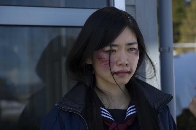 画像: レイプ直後(西川可奈子) ©「私は絶対許さない」製作委員会