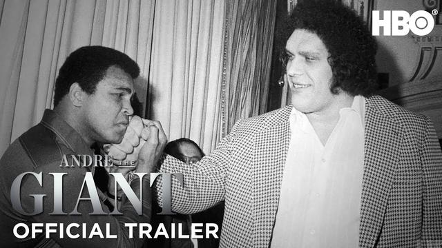画像: Andre The Giant Official Trailer (2018) | HBO youtu.be