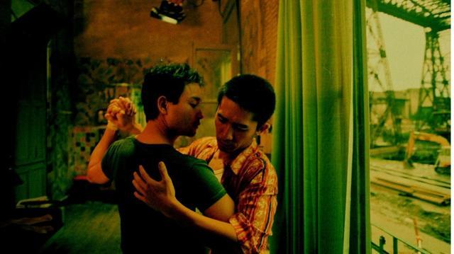 画像: 映画『ブエノスアイレス』より www.scmp.com