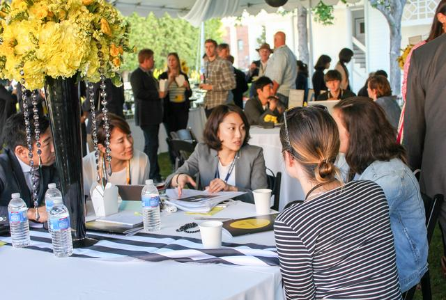 画像3: イベント開催時の様子 ©Amuse Group USA