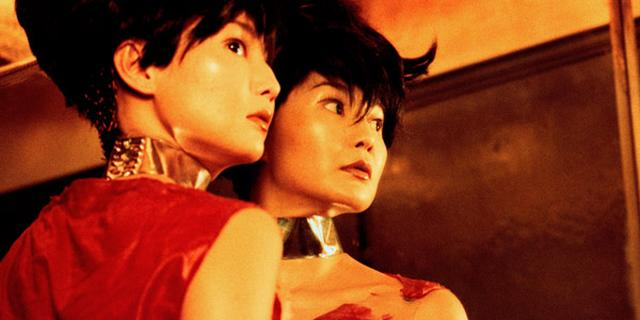 画像: 映画『2046』より jbspins.blogspot.jp