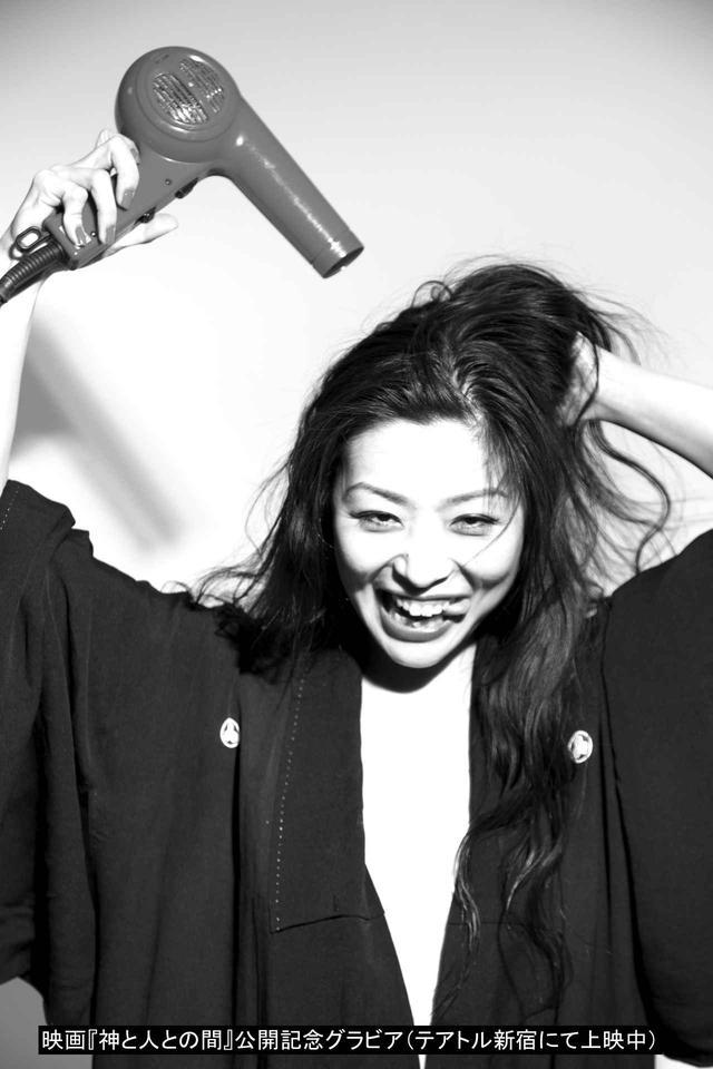 画像5: 撮影 KATSUWO ヘアメイク TAKEHARU KOBAYASHI / KANA KATAGIRI