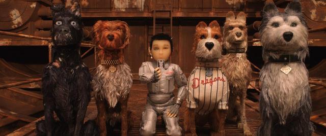 画像: 『犬ヶ島』監督:ウェス・アンダーソン 監督賞(銀熊賞)