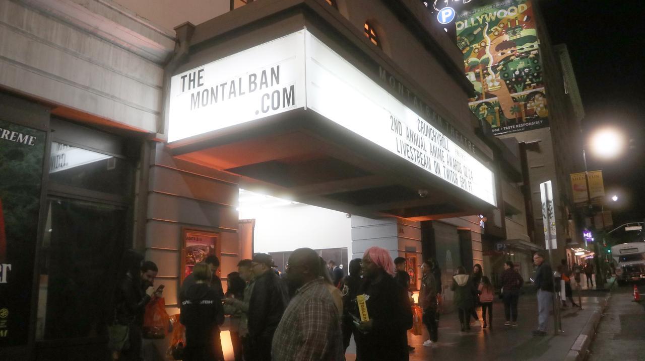 画像: リカルド・モンタルバン・シアター。「スタートレック」シリーズなどで活躍したメキシコ出身の俳優リカルド・モンタルバンの名前を冠した劇場です。