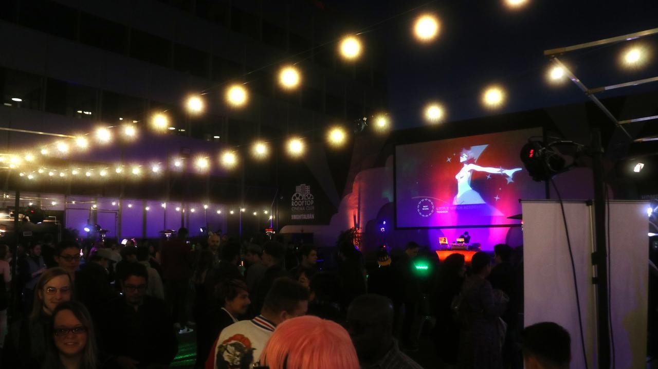 画像3: アワード会場にはアメリカのアニメフリーク達が集結!