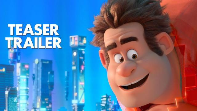 画像: Ralph Breaks The Internet: Wreck-It Ralph 2 Official Teaser Trailer youtu.be