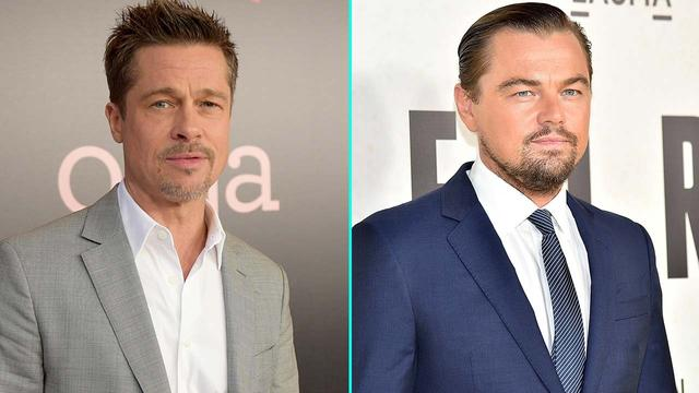 画像: Brad Pitt and Leonardo DiCaprio to Star in Quentin Tarantino's Manson Movie 'Once Upon a Time in Hollywood'