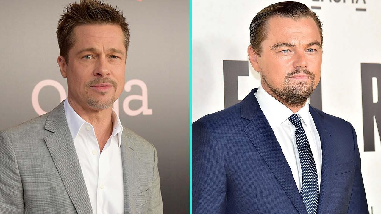 画像: Brad Pitt and Leonardo DiCaprio to Star in Quentin Tarantino's Manson Movie 'Once Upon a Time in Hollywood'