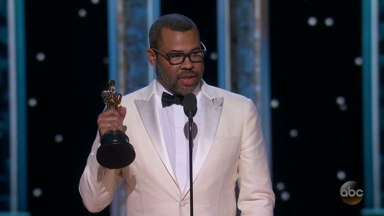 画像: Watch Jordan Peele's Oscar 2018 Acceptance Speech for Best Original Screenplay youtu.be
