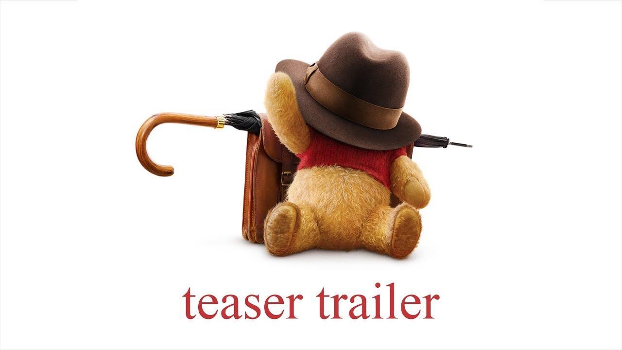 画像: Christopher Robin Official Teaser Trailer youtu.be