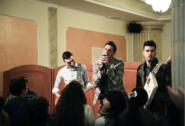 画像: 『僕はナポリタン』 Song'e Napule (監督:マネッティ・ブラザーズ)2013 年/114 分