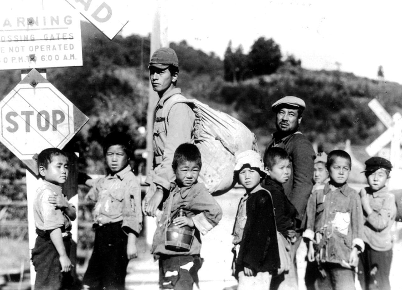 画像: 『蜂の巣の子供たち』 清水宏監督