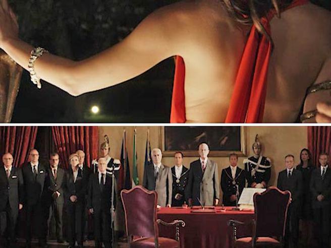 画像: ォLoroサ, ecco il trailer con Berlusconi visto dal premio Oscar Sorrentino
