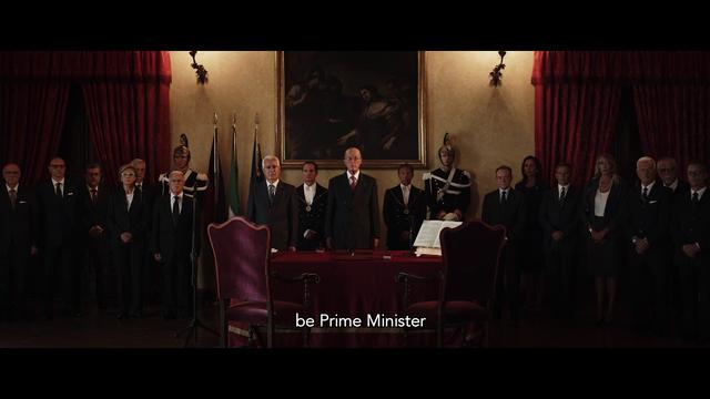 画像: LORO - BY PAOLO SORRENTINO - TEASER - ENGLISH SUBTITLES youtu.be