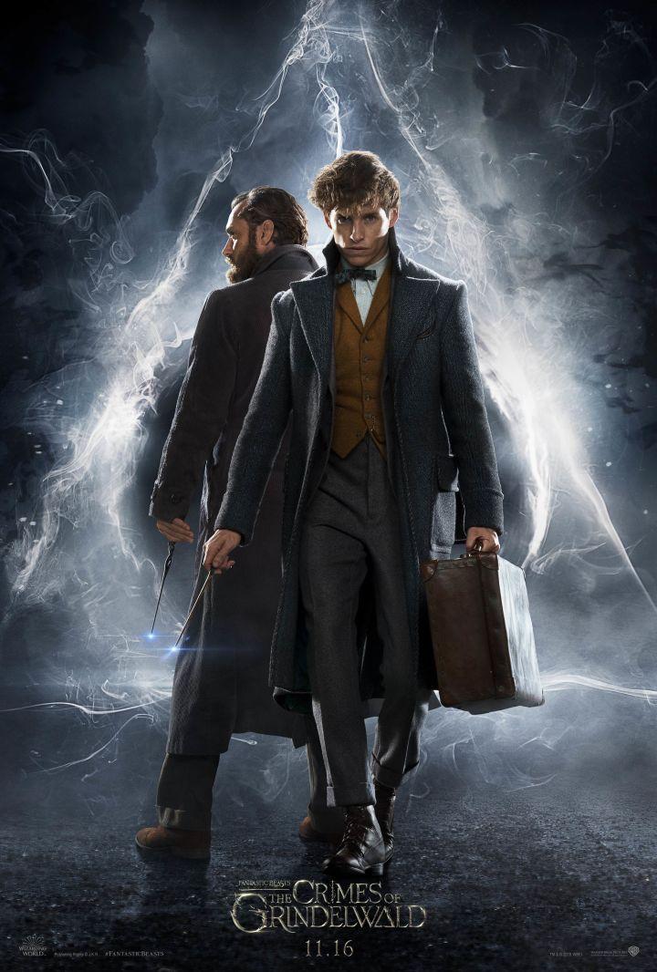 画像: (C) 2017 Warner Bros. Ent. All Rights Reserved.  Harry Potter and Fantastic Beasts Publishing Rights Image via Warner Bros.