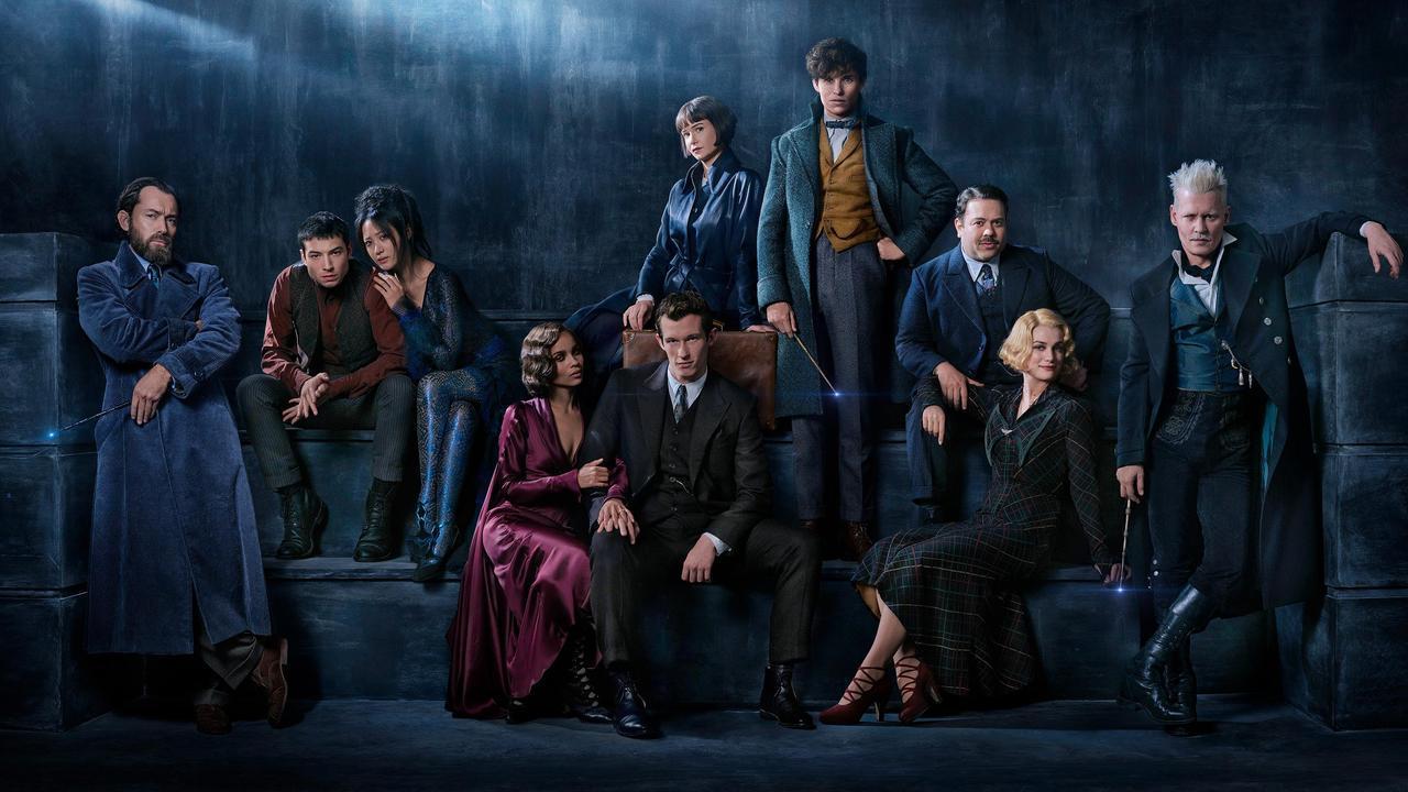 画像: (C) 2017 Warner Bros. Ent. All Rights Reserved.  Harry Potter and Fantastic Beasts Publishing Rights