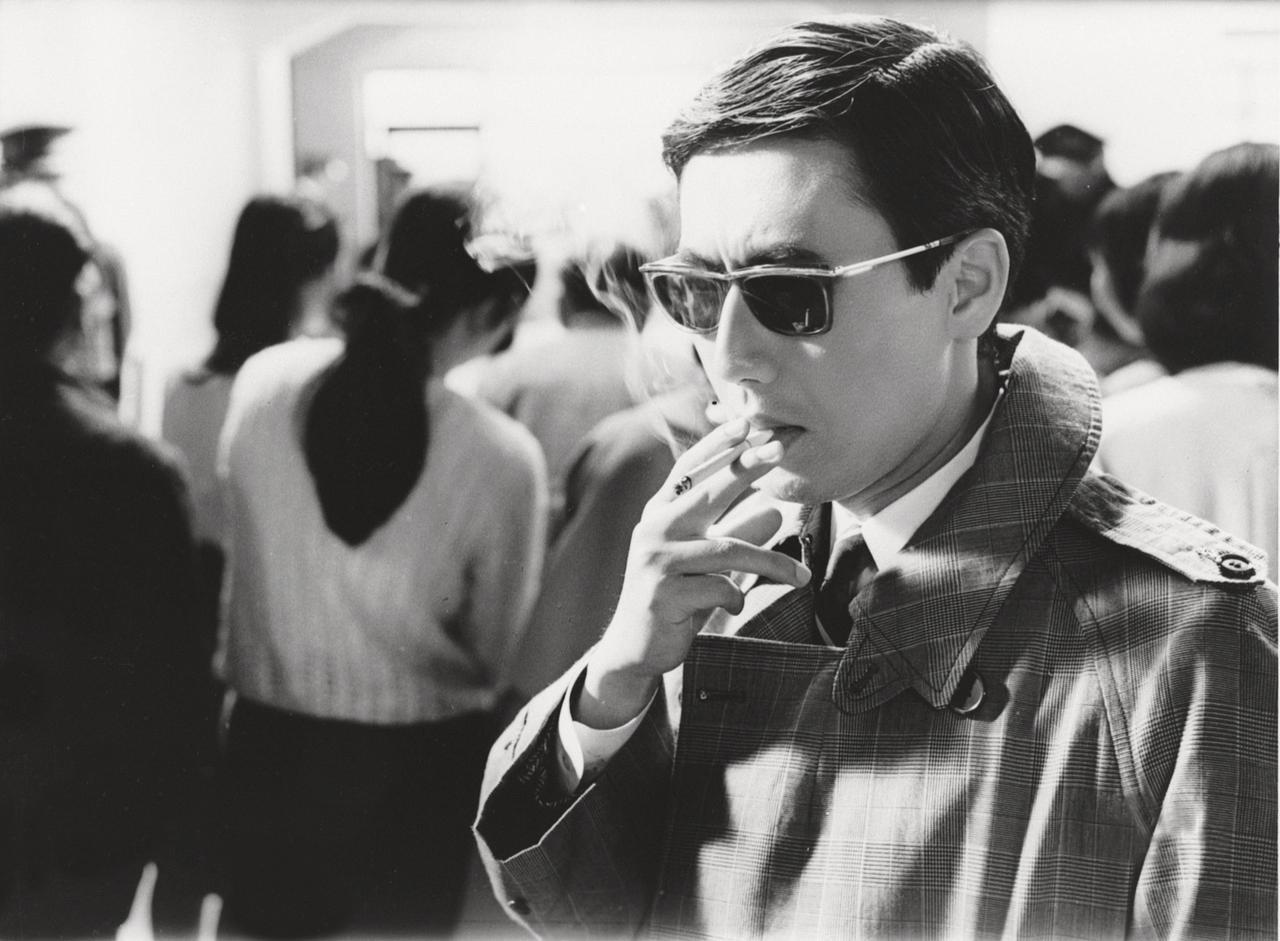 画像: Raizo Ichikawa Credit: © 1967 KADOKAWA
