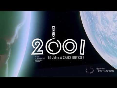 画像: Kubricks 2001. 50 Jahre A SPACE ODYSSEY youtu.be