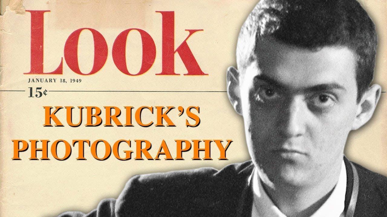 画像: The Kubrick Files Ep. 4 - Kubrick's Photography youtu.be