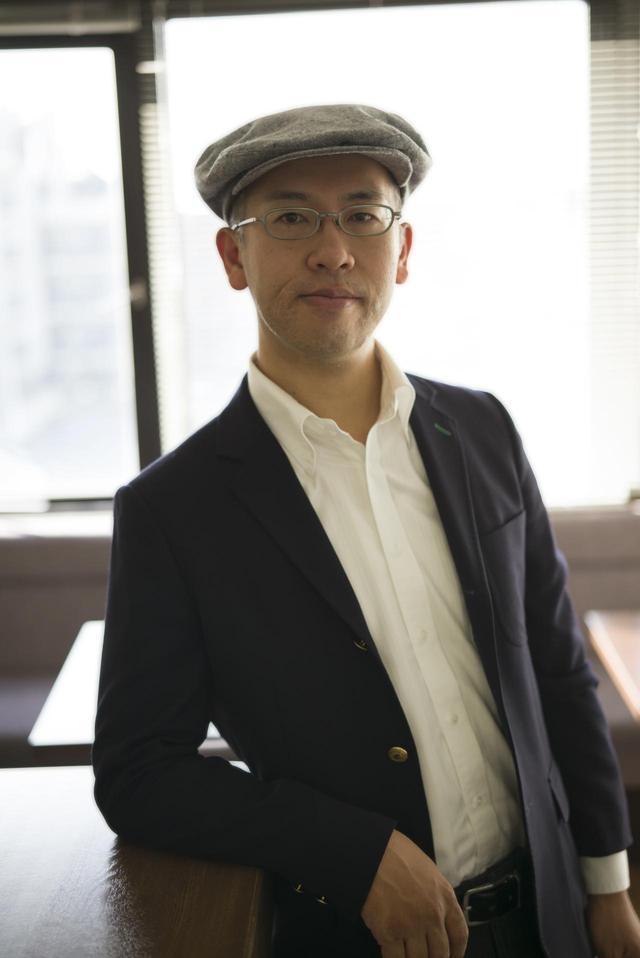 画像: 米林宏昌氏